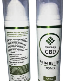 100MG Pain Relief cream